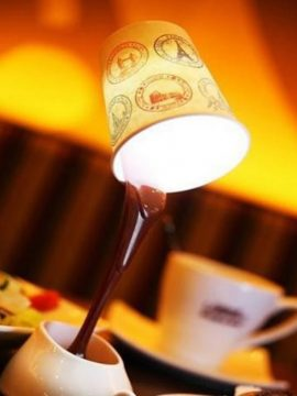 coffe cup light